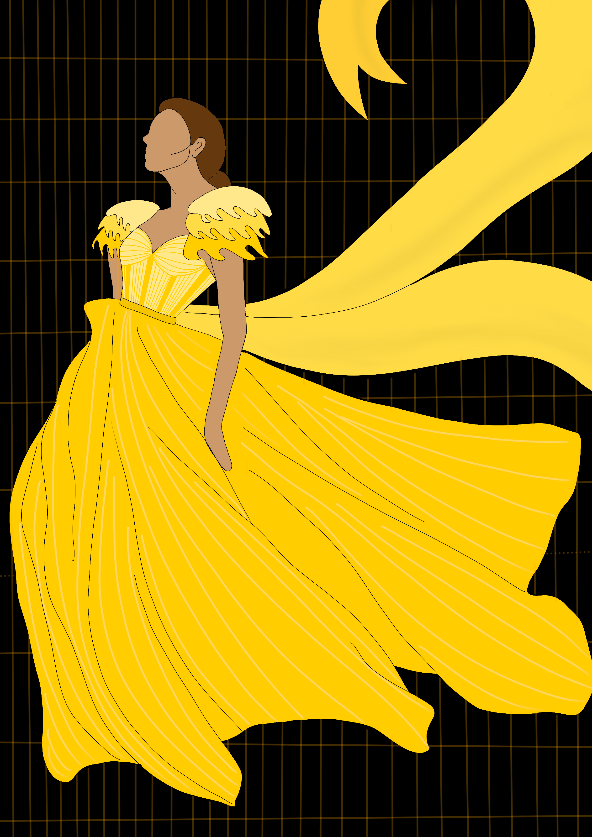 N10490876_DFB207_Illustration4 - yellow nightingale